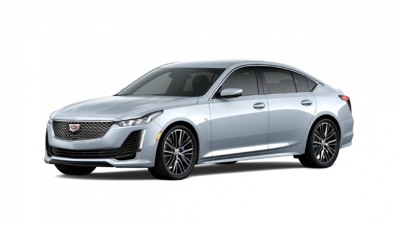 The 2021 Cadillac CT4 and CT5 are leveling up on tech