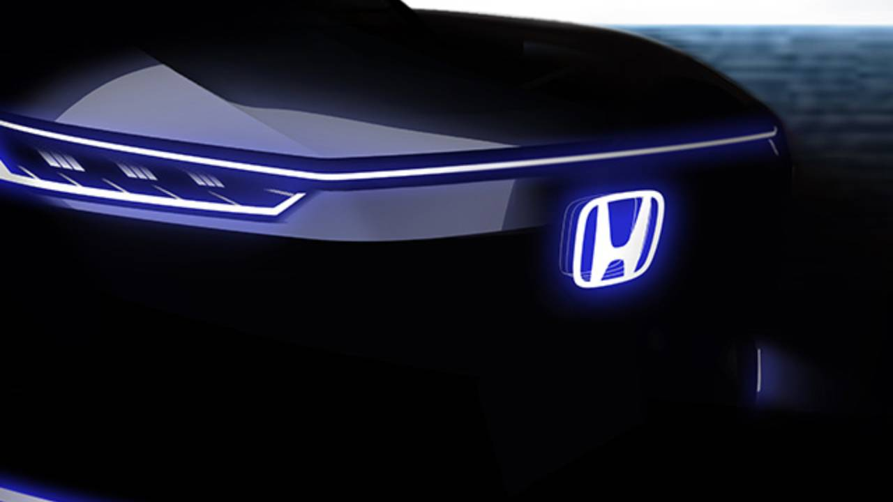 Eye-catching Honda EV concept is the strategy shift we've been waiting for