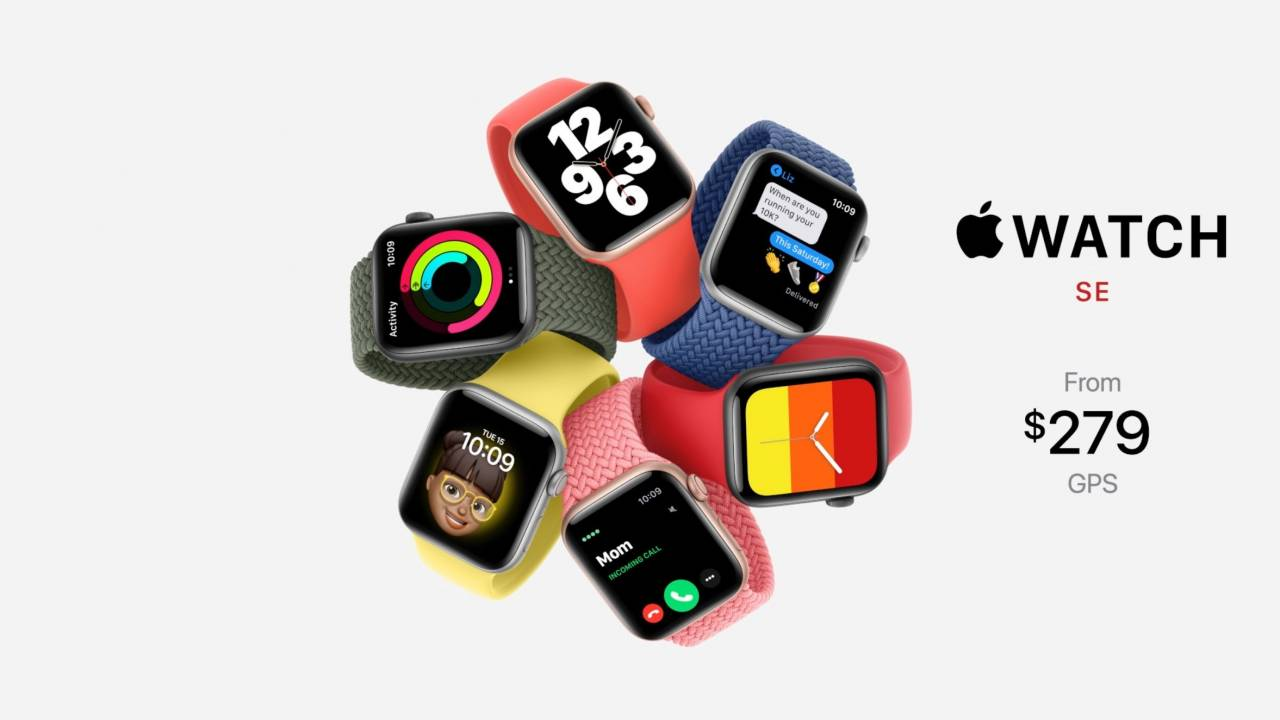 Apple Watch SE revealed with lower price