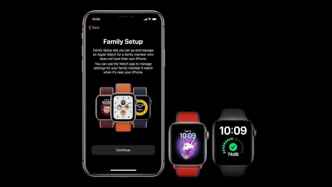 Apple Watch Family Setup lets kids have one – without the iPhone