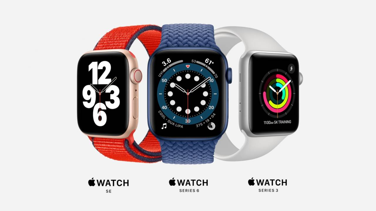 Apple Watch Series 6 and SE – Differences, missing features and the fine print