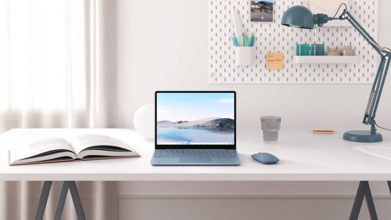 Microsoft Surface Laptop Go Gallery