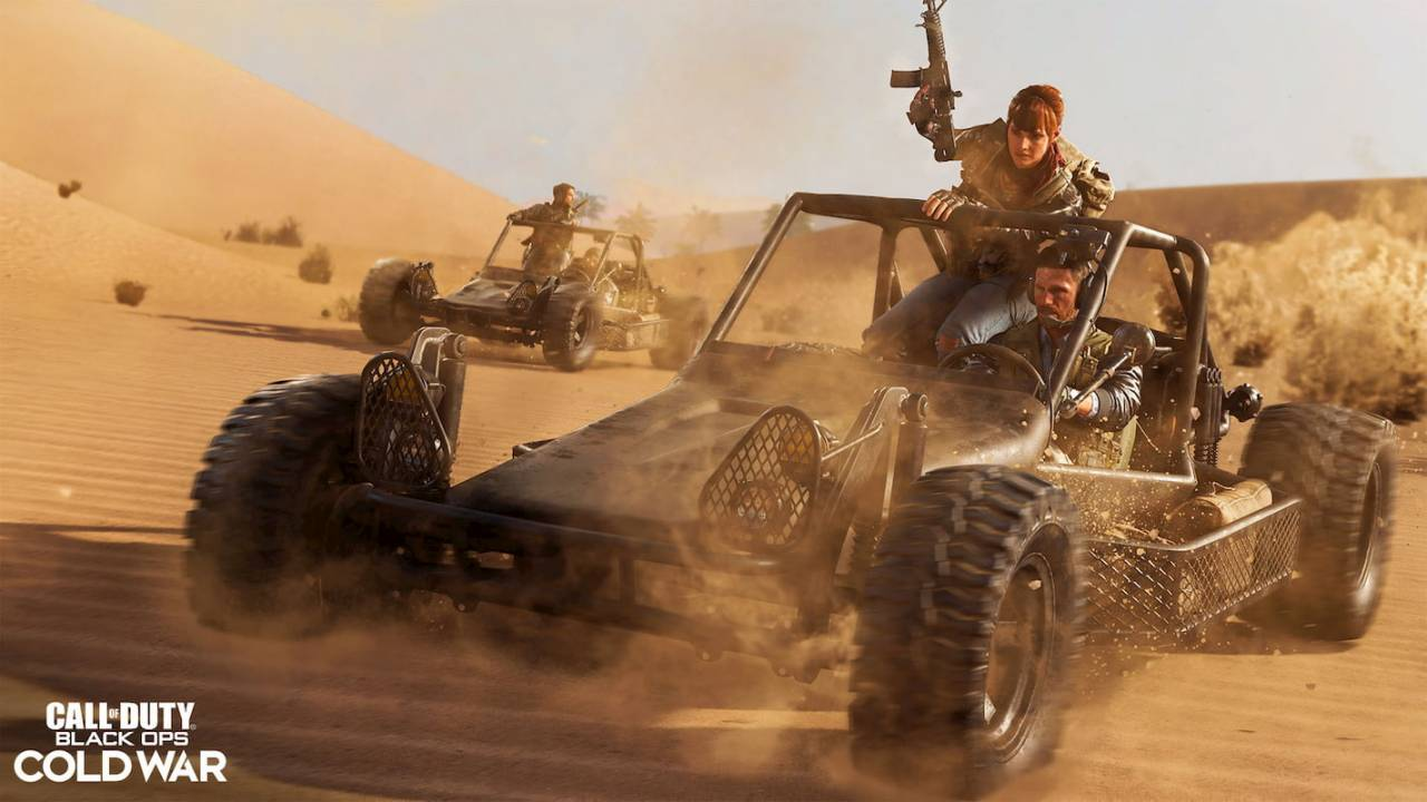 Call of Duty: Black Ops Cold War multiplayer detailed, beta dates announced