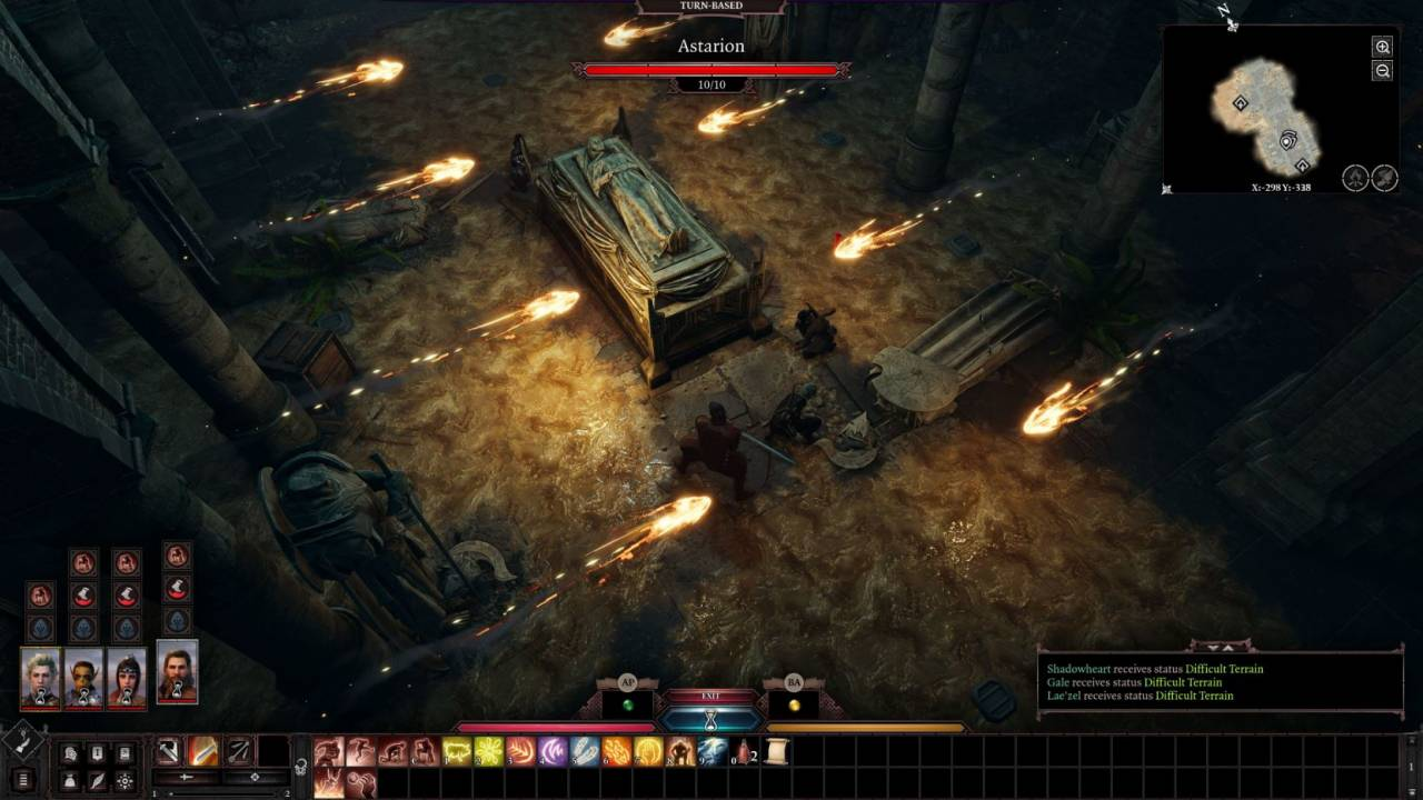 Baldur's Gate 3 early access hit with another delay