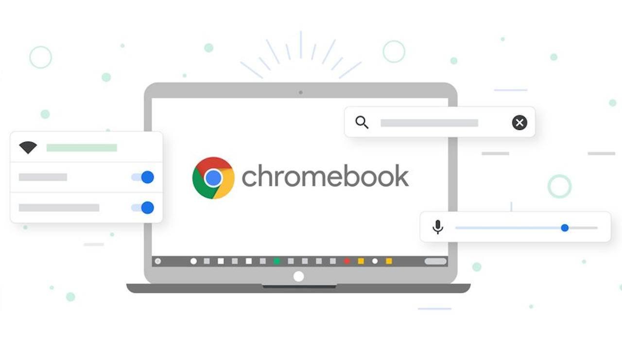 Chrome OS Wi-Fi Sync, Settings Search help make managing Chromebooks easier