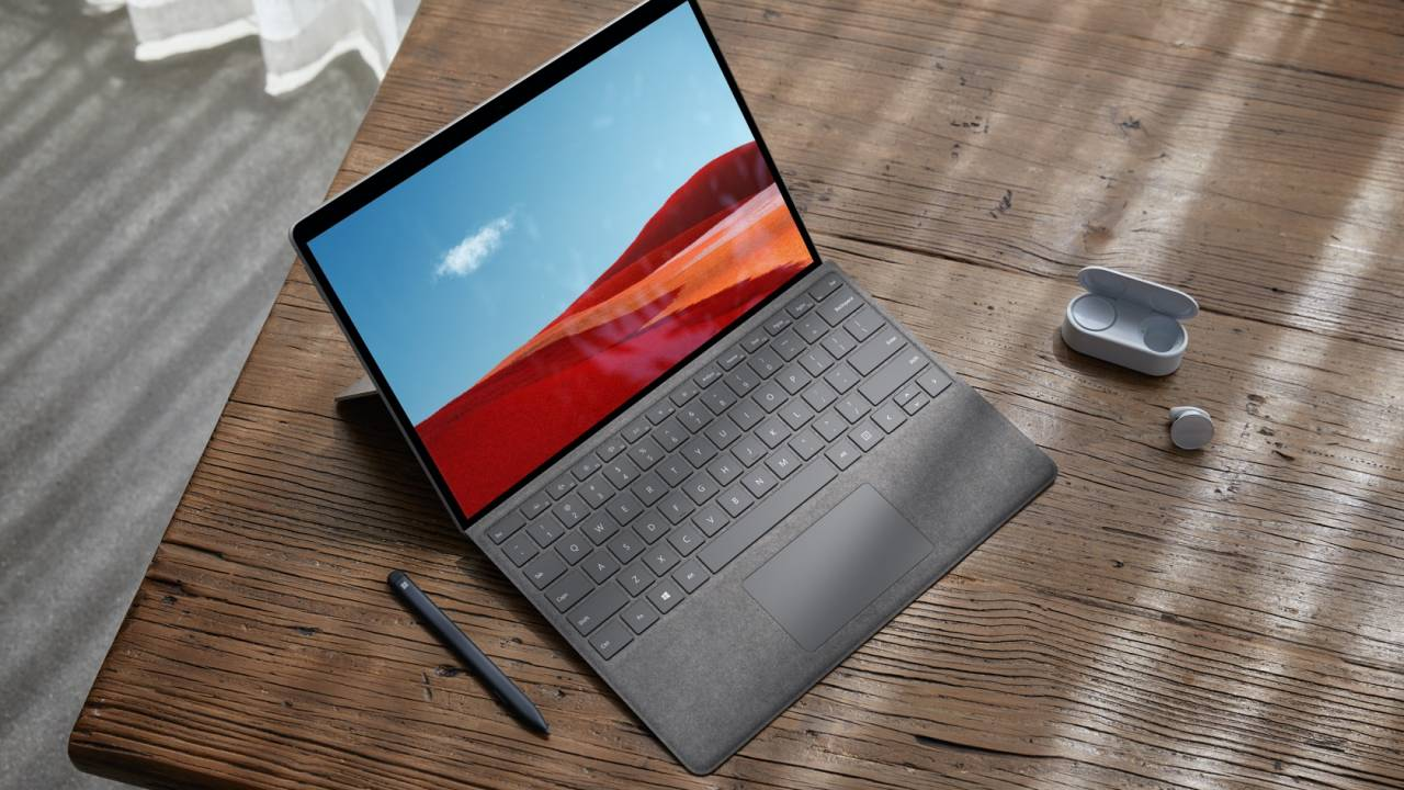 Surface Pro X upgrade: Microsoft SQ 2 chip and longer battery life