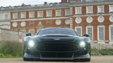 Aston Martin Victor Gallery
