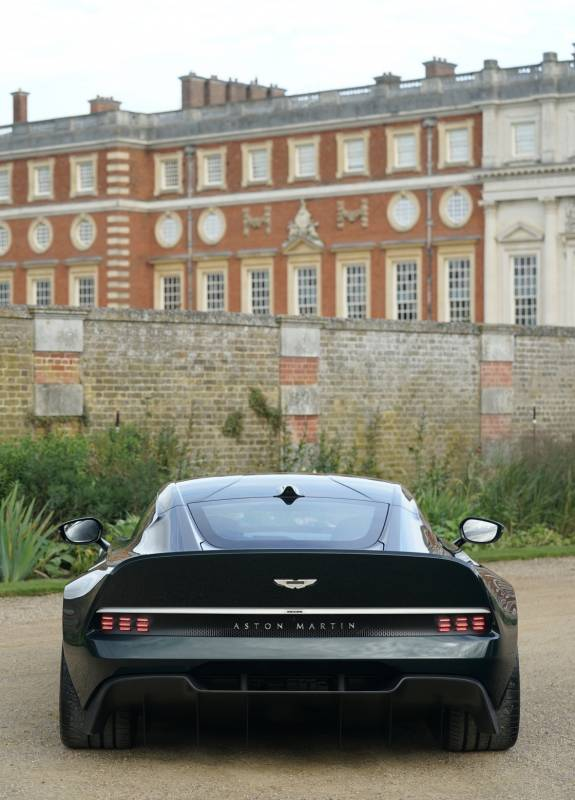 Aston Martin Victor Is A One Off Future Classic Of Hypercar Contradictions Slashgear