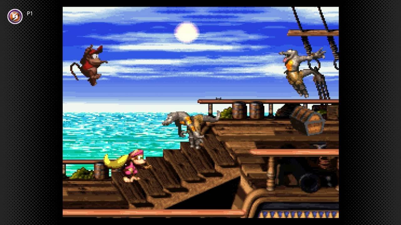 Donkey Kong Country 2 headlines Switch Online's new SNES and NES games