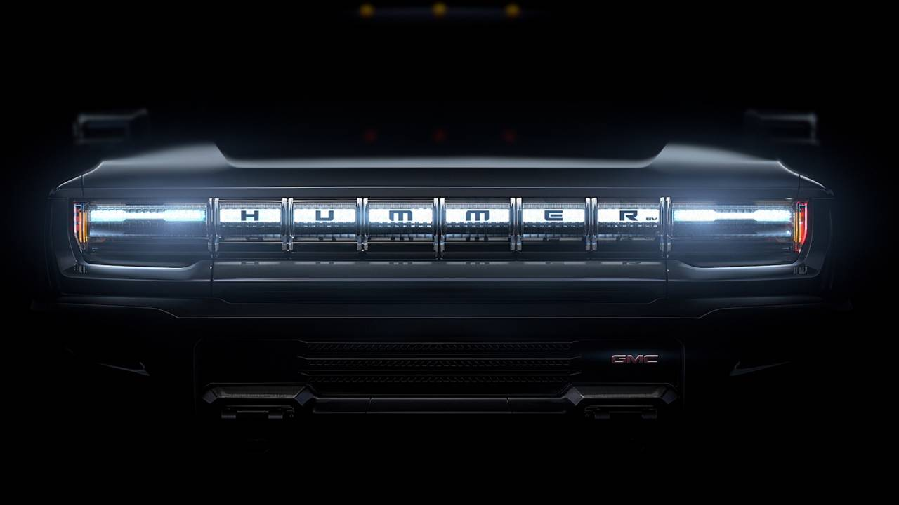 GMC Hummer EV reveal finally gets a date – and a cool feature