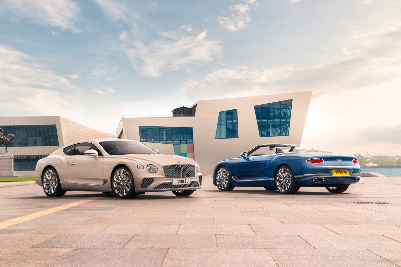 2021 Bentley Continental Gt Mulliner Coupe Debuts With Bespoke Luxury Options Slashgear