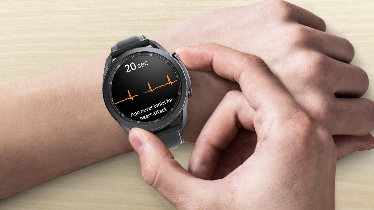Samsung's ECG tracking arrives on Galaxy Watch 3 and Active 2