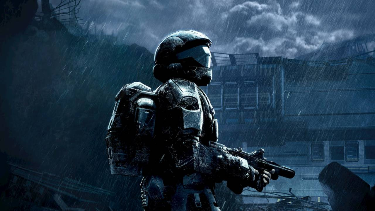 Halo 3: ODST releases on PC next week