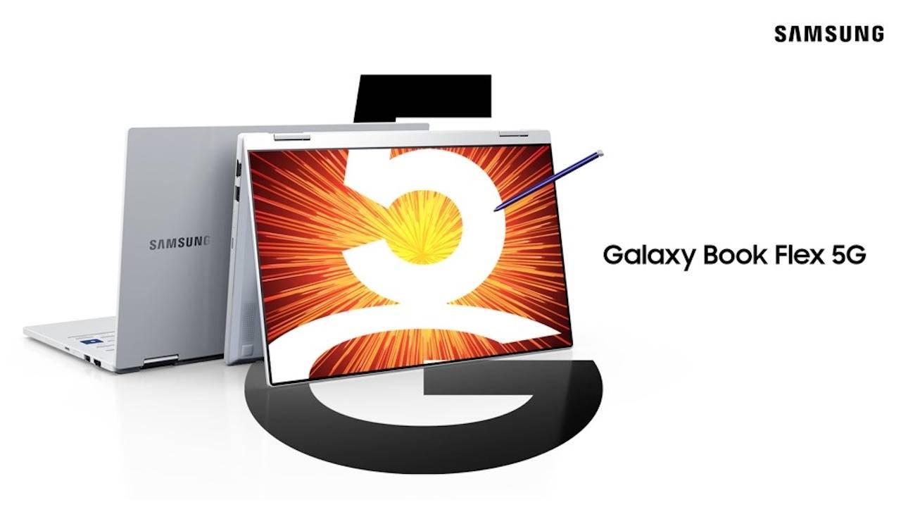 Samsung Galaxy Book Flex 5G joins the new Intel EVO army