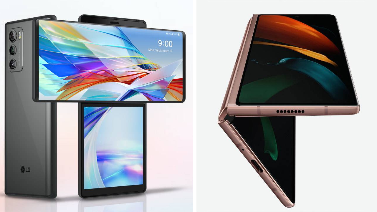 LG Wing 5G vs Galaxy Z Fold2 5G: Should you swivel or continue to fold