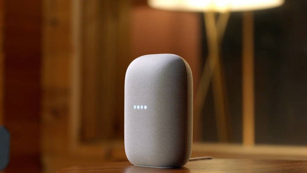 Nest Audio gives Google Home a musical upgrade
