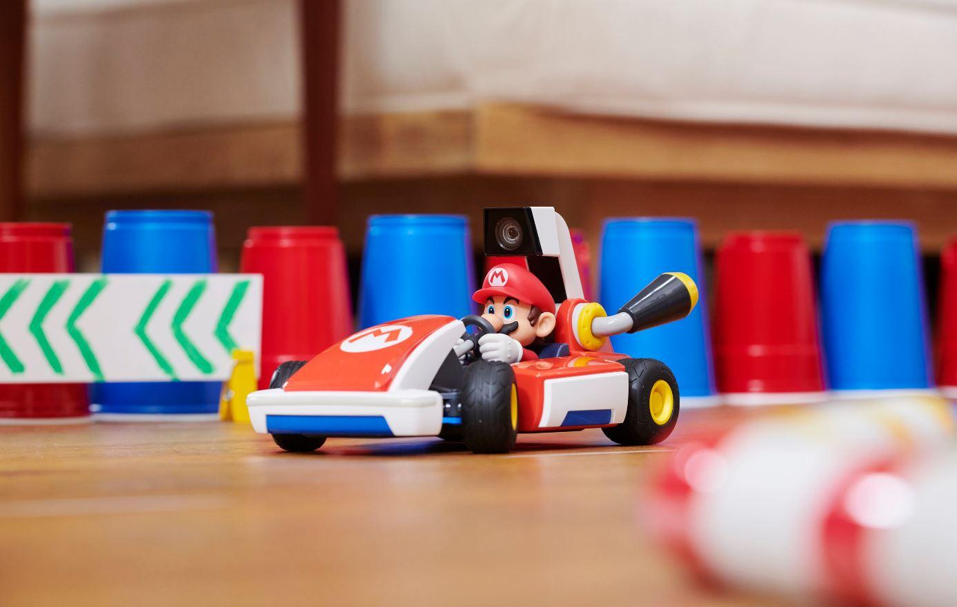 Mario Kart Live: Home Circuit serves up real-world AR kart racing - SlashGear