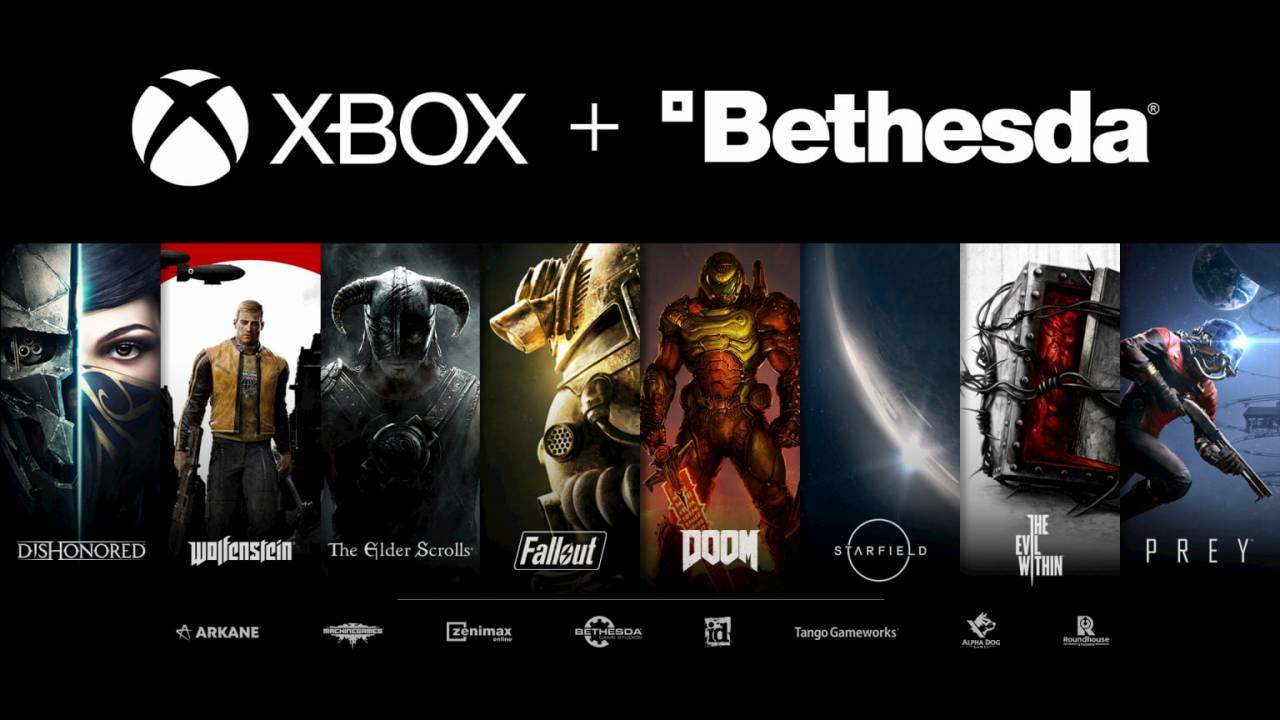 Xbox boss comments on future Bethesda games for PS5