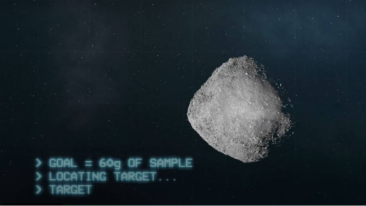 NASA on Bennu asteroid touchdown: Everything we know about TAG