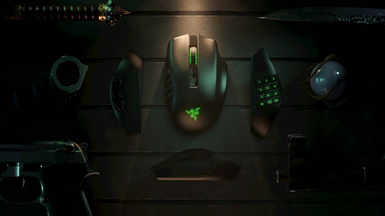 Razer Naga Pro modular mouse is the jack of all games