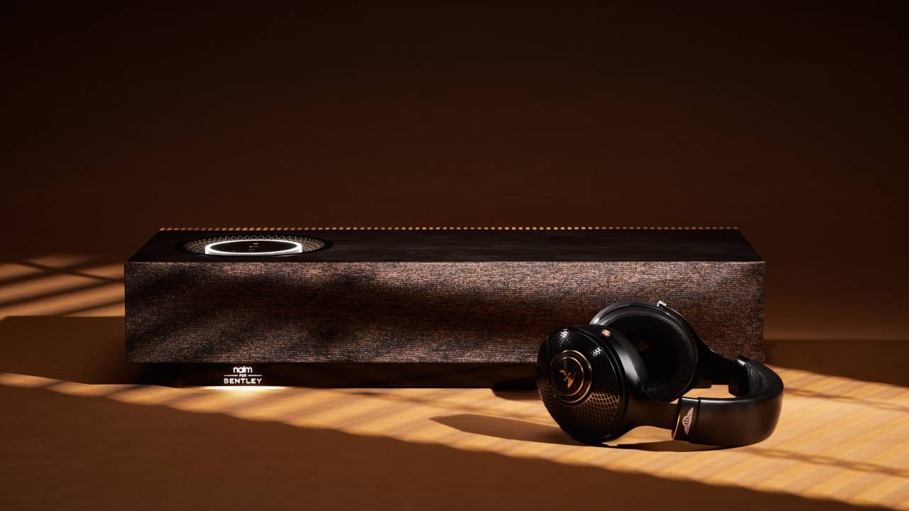 Bentley Naim Mu-so, Focal Radiance replicate the car audio system anywhere