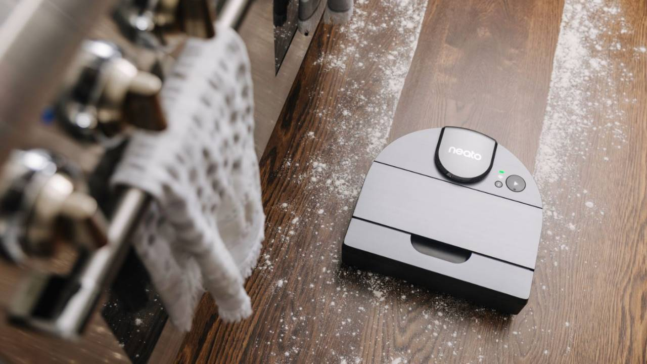 Neato's three new robot vacuums tap autonomous car tech