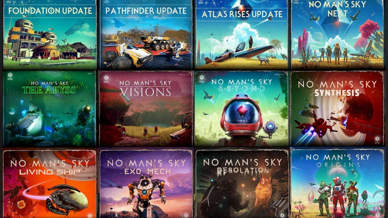 New No Man's Sky content keeps on rolling with fast approaching Origins update