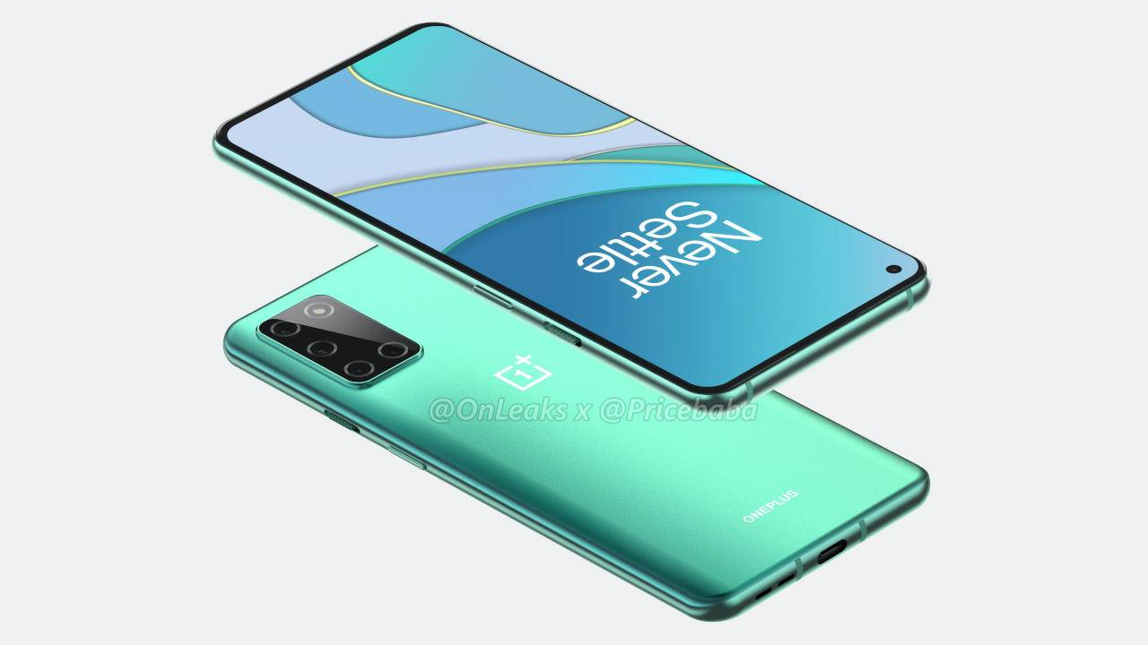 OnePlus 8T renders suggest it gave into the camera box trend