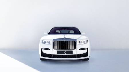 2021 Rolls-Royce Ghost Gallery