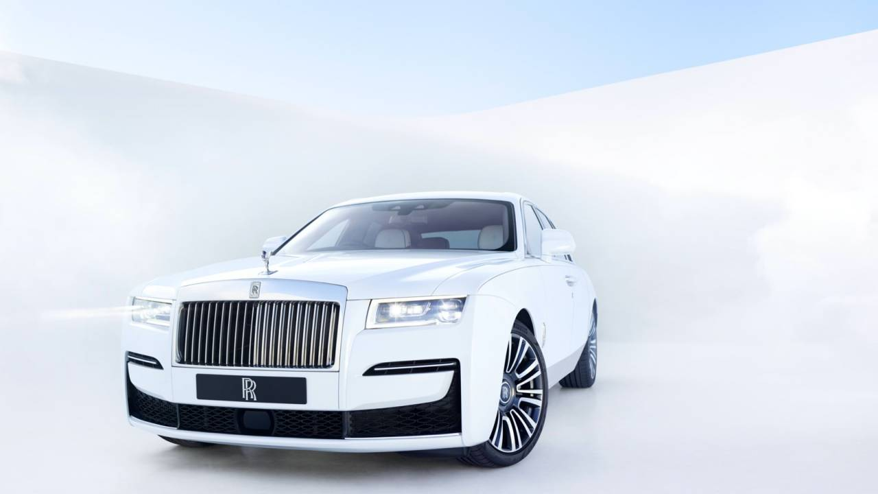 The new Rolls-Royce Ghost aims for the impossible