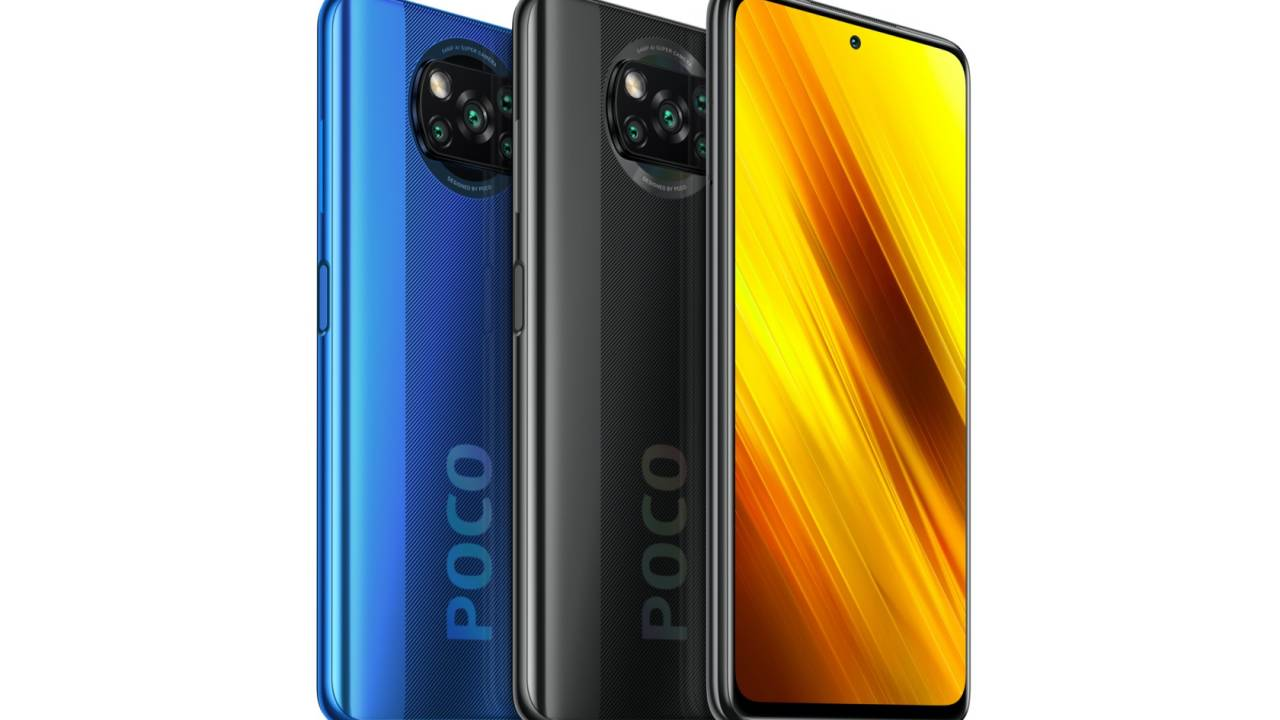 Xiaomi POCO X3 NFC packs a 120Hz screen and huge battery