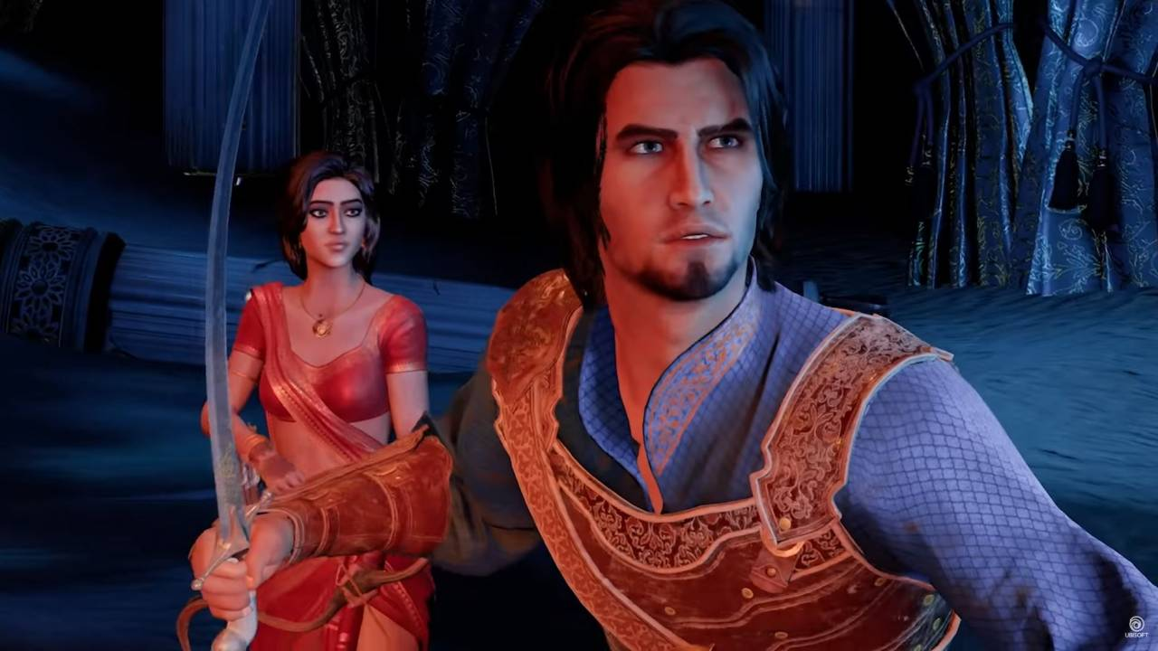 Ubisoft confirms Prince of Persia: The Sands of Time remake for early 2021