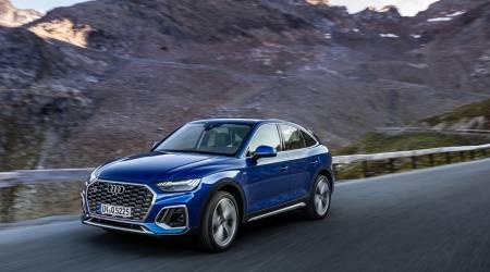 2021 Audi Q5 Sportback Gallery