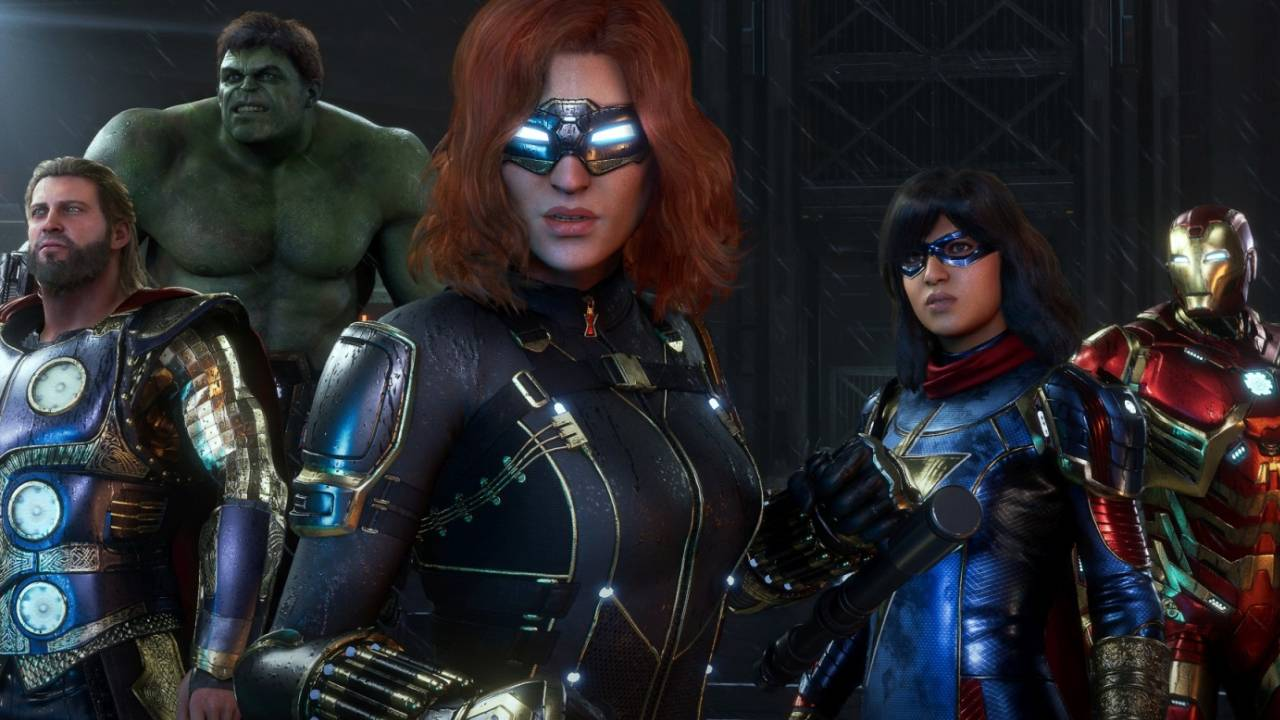 Marvel's Avengers lands on Xbox One, Stadia sans Spidey