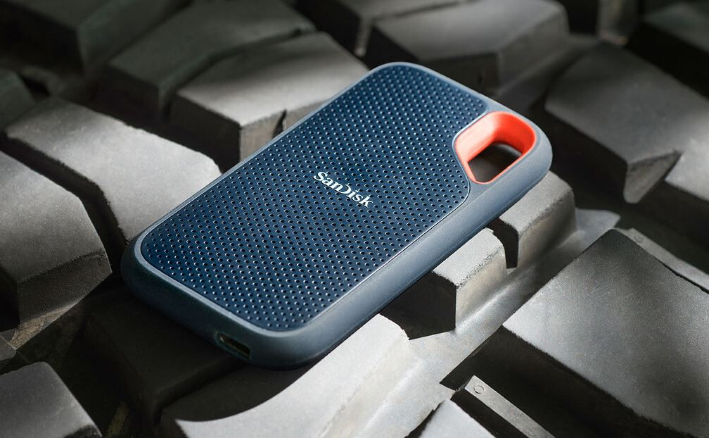 SanDisk Extreme portable SSDs serve up a big speed boost