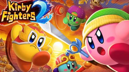 Kirby Fighters 2 launches on Nintendo Switch after premature posting