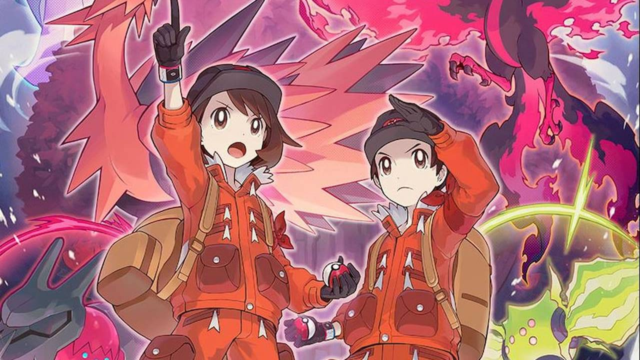 Pokemon Sword and Shield: The Crown Tundra expansion dated and detailed