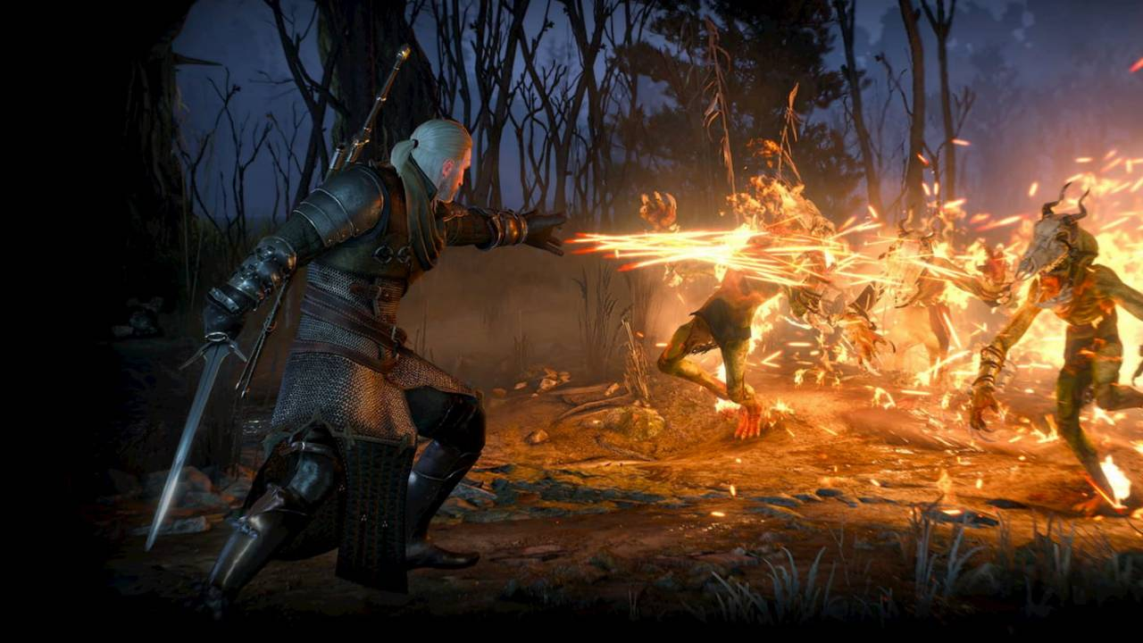 Even The Witcher 3 is getting a next-generation version