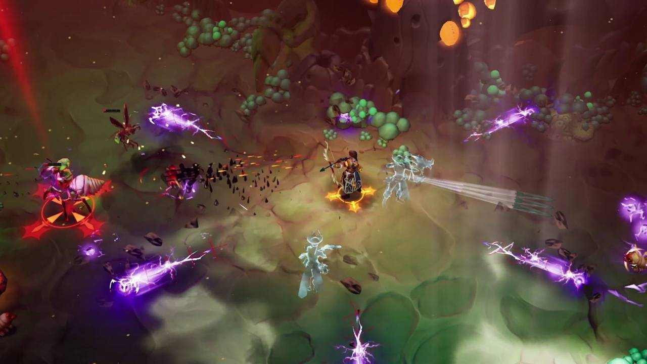 Torchlight 3 exits its short early access period next month