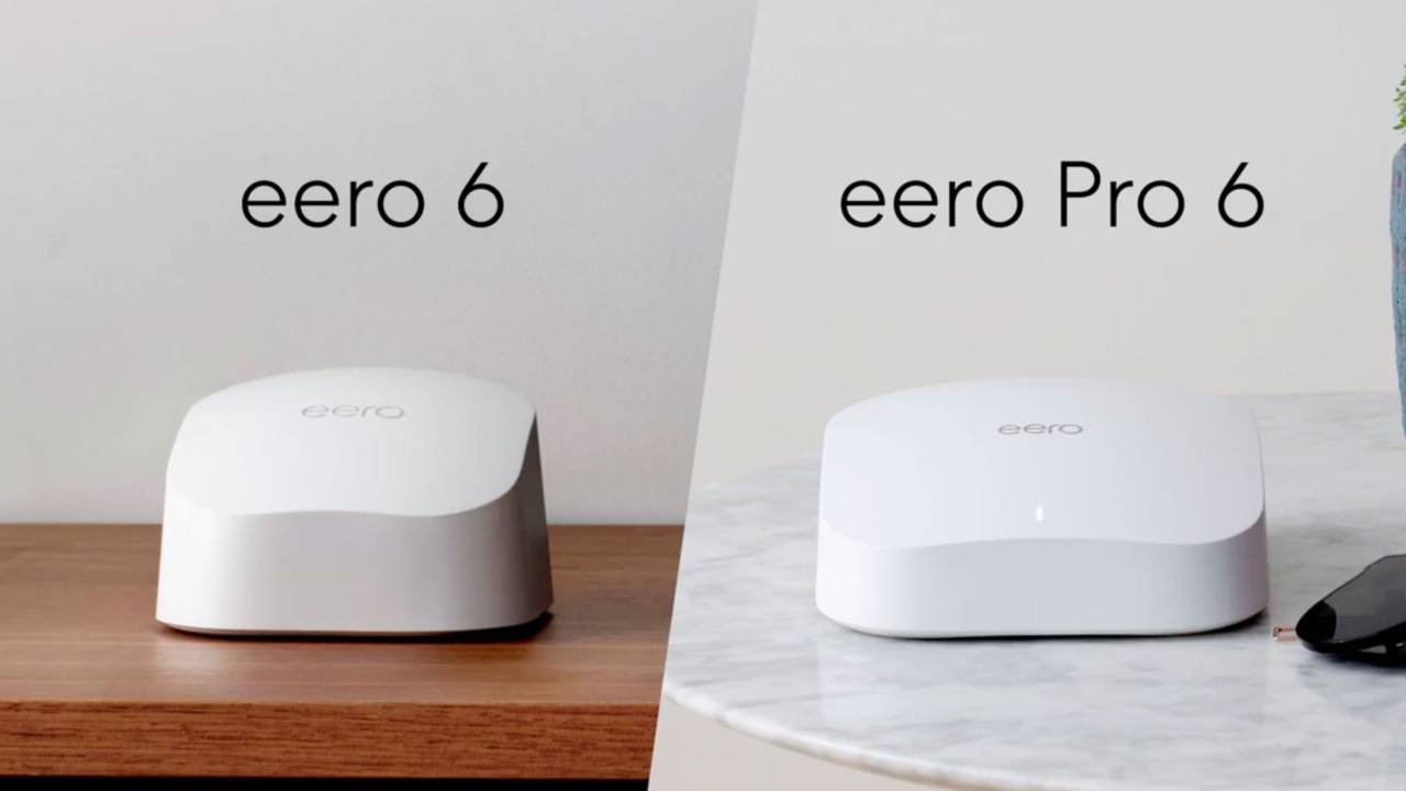 Eero 6 and Pro 6 revealed with Wi-Fi 6 and prices to compete