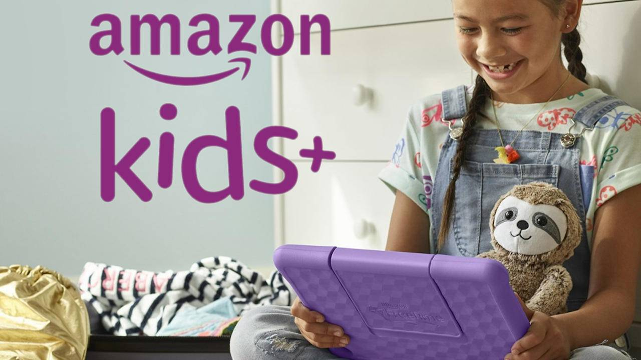 Amazon Kids is the new FreeTime, includes new features