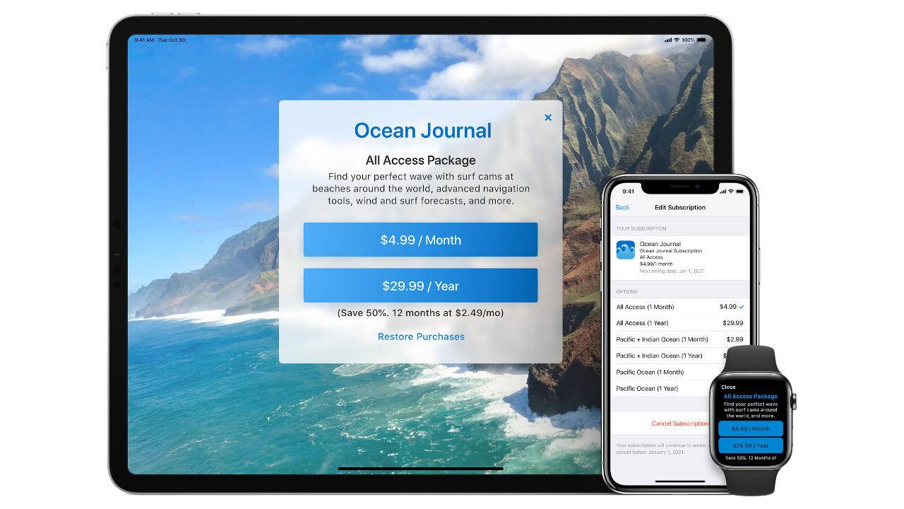 App Store subscription offer codes coming in iOS 14