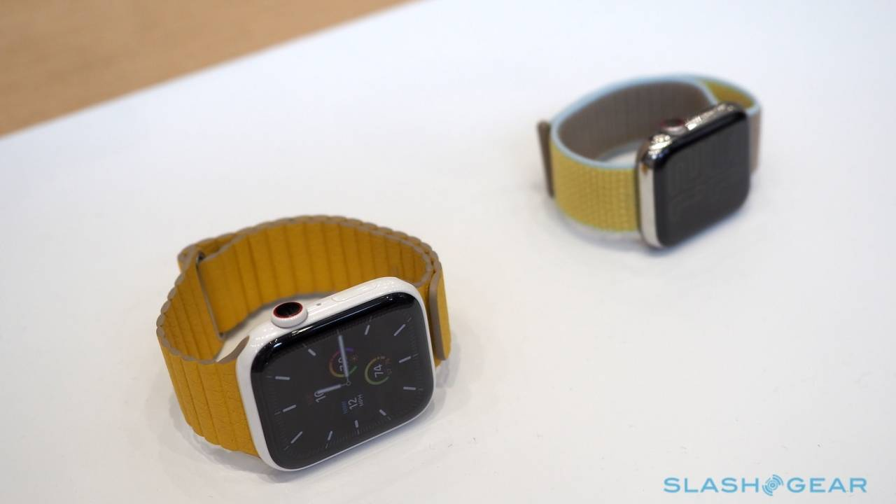 Apple Watch Series 5 out of stock, hints imminent Apple Watch 6 launch