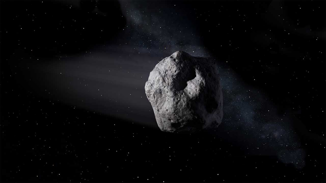 NASA confirms bus-size asteroid will zip past the Earth today