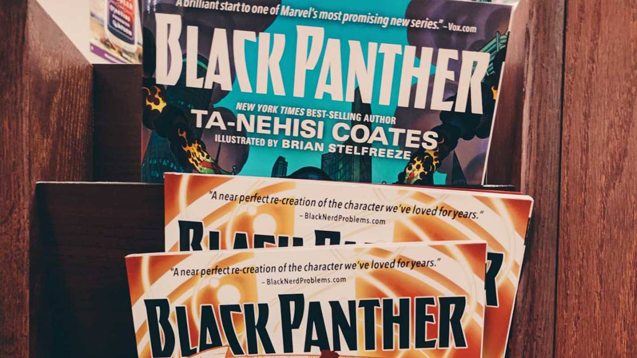 Comixology surprises readers by making all Black Panther comics free