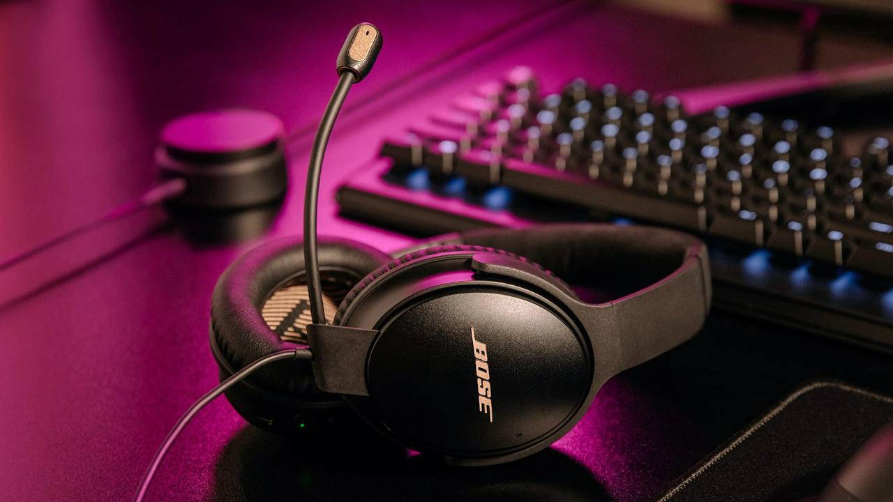 Bose QuietComfort 35 II Gaming Headset aims for a different crowd