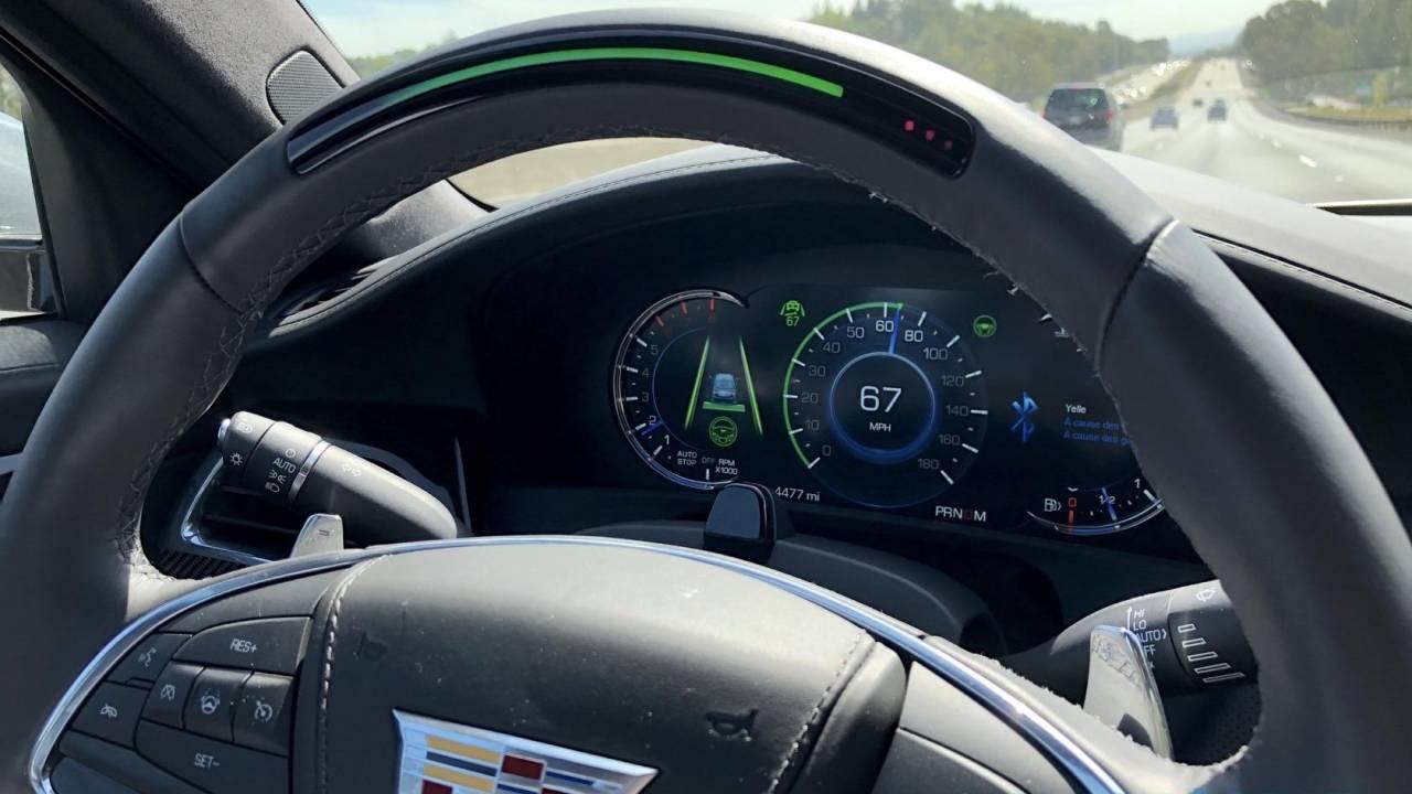 Cadillac confirms Super Cruise subscription price