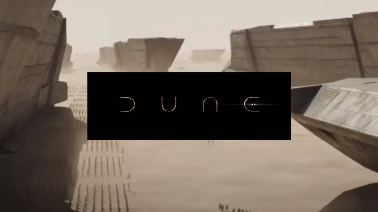 DUNE 2020 trailer released with a BANG