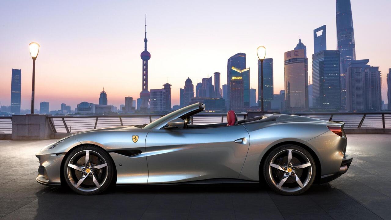2021 Ferrari Portofino M: Entry model Ferrari droptop receives more power and new tech