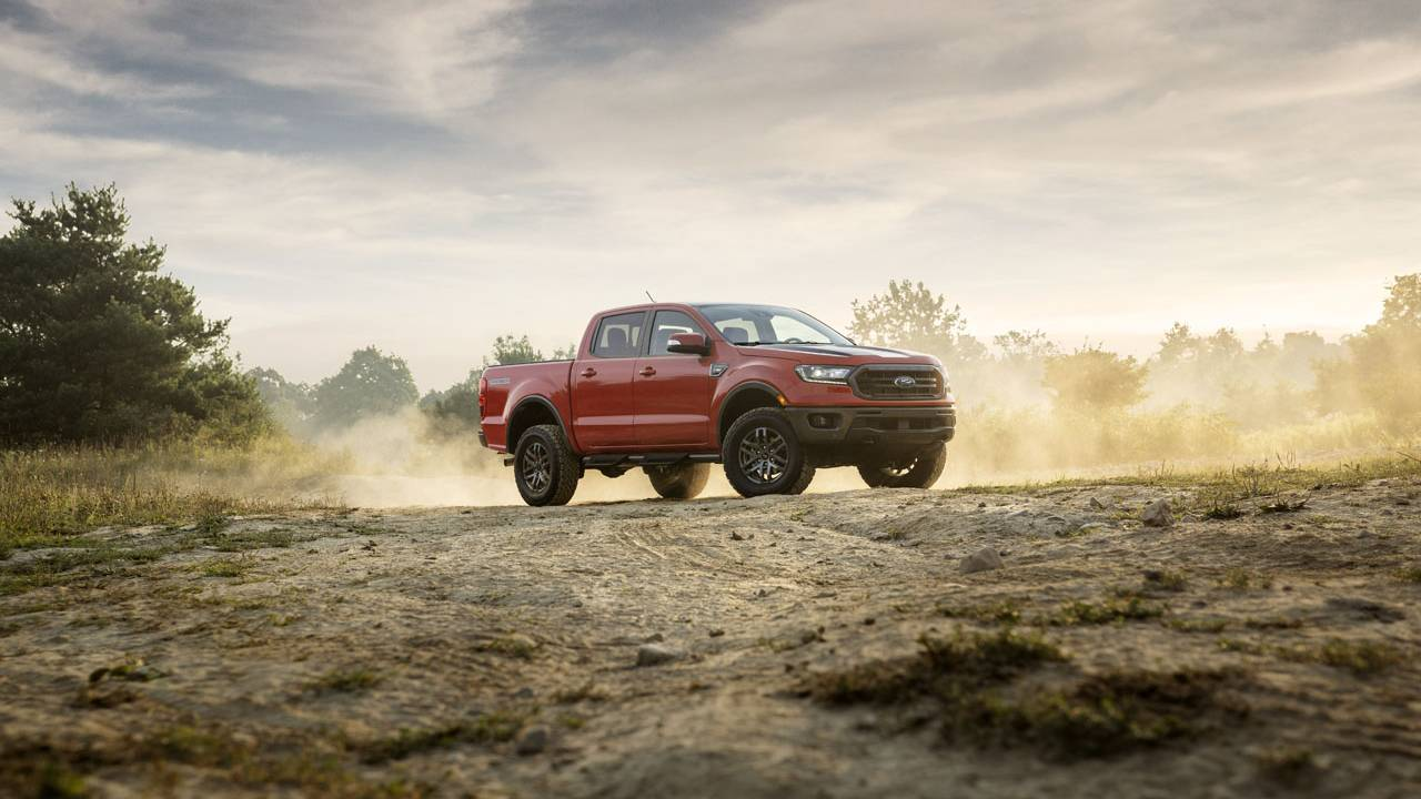 2021 Ford Ranger Tremor is as close as the US gets to a Ranger Raptor